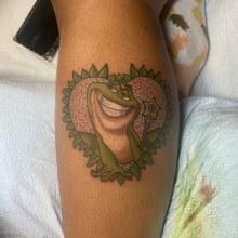 Tattoo by Amy Bernadette