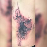 Tattoo By Gabriel Cece