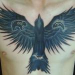 chest-raven