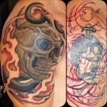 skull-arm