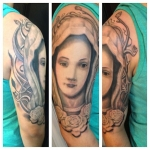 Johnny Renteria Custom Tattoo Artist Virginia Beach