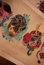 Kevin Baker VIrginia Beach Tattoo Artists 12