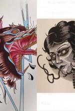 Kevin Baker VIrginia Beach Tattoo Artists 14