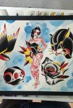Kevin Baker VIrginia Beach Tattoo Artists 4