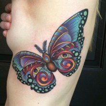 Lucy Lou Tattoo Artist