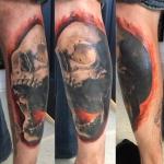 5-Mark Wroblewski Custom Tattoo Artist Virginia Beach