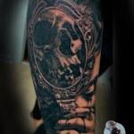 Tattoo by Mark Wroblewski