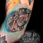 Marshall Sinclair - Custom Tattoo Artist