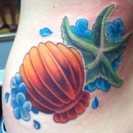 Sierra Orrick tattoo artist virginia beach