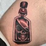 Tattoo by Matt Zitman