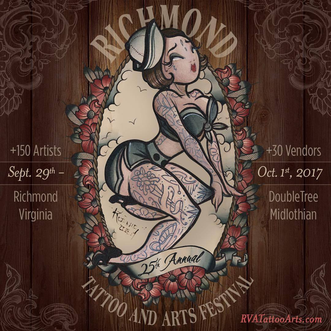 Richmond Tattoo Fest 2017