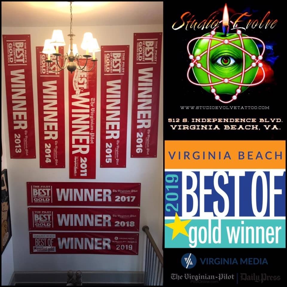 Best of the beach 2019 Gold!