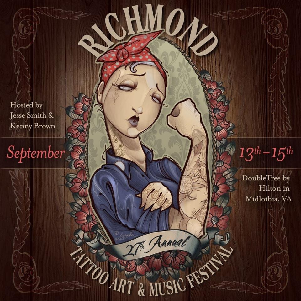 Richmond Tattoo Art and Music Festival